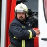 В Москве произошел пожар вздании Минобороны