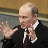 В Крыму задержаны студенты, которые портили билборды сизображением Путина