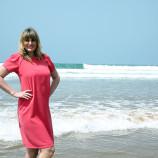 Маргарита Суханкина покажет детям океан в Марокко
