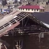 Администрация чеченского села подтвердила, что дом пожаловавшегося Путину активиста сгорел