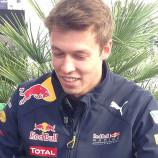 Гонщик «Формулы-1» Квят переведен из «Ред Булла» в «Торо Россо»