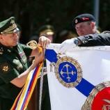 Шойгу наградил крымских морпехов