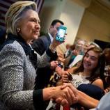 Клинтон и Сандерс встретились для совместной борьбы против Трампа