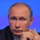 Владимир Путин сгоряча назвал США «единственной сверхдержавой»