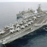 СМИ: США решили припугнуть Россию, отправив авианосец в Средиземное море