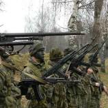 Проверка войск: НАТО беспокоится, а резервисты «рвутся в бой»