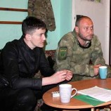 После встречи с Ярошем Савченко передумала: теперь снова за войну