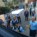 Шапито в Каннах: французская полиция депортирует российских болельщиков