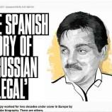 СМИ: российского шпиона с двадцатилетним стажем разоблачили в Испании