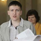 Эксперты: Савченко либо умрет, либо освободит пленных на Донбассе