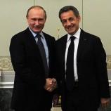 «Истинный друг России» Саркози назвал Путина самым сильным лидером