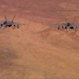 СМИ: истребители США пытались остановить российские удары в Сирии