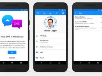 Прорыв приложения Facebook Messenger