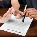 О чем еще нужно подумать перед свадьбой: брачный контракт